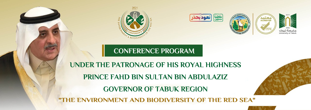 """Conference Program - """"The Environment and Biodiversity of the..."""