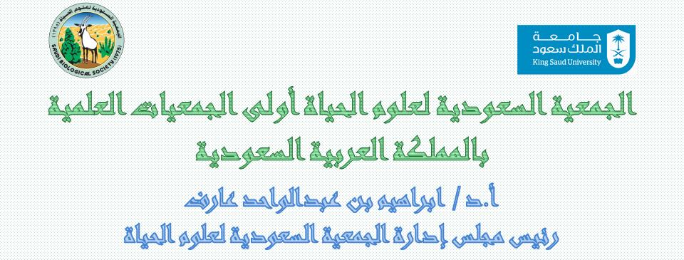 مشاركة الجمعية - في الملتقى الإفتراضي العربي...