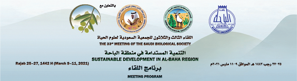 """MEETING PROGRAM - of The 33rd Meeting """"Sustainable Development..."""
